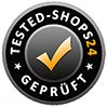 Gütesiegel von kfz-verlag.de bei Tested-Shops24