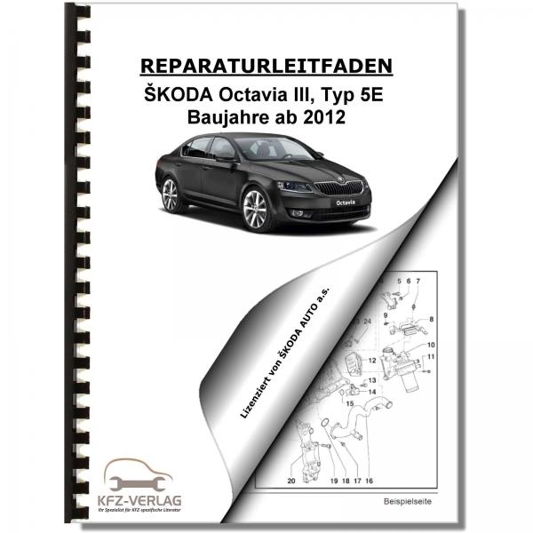 VW EOS Typ 1F 2006-2015 4-Zyl 2,0l Dieselmotor TDI 140 PS ...