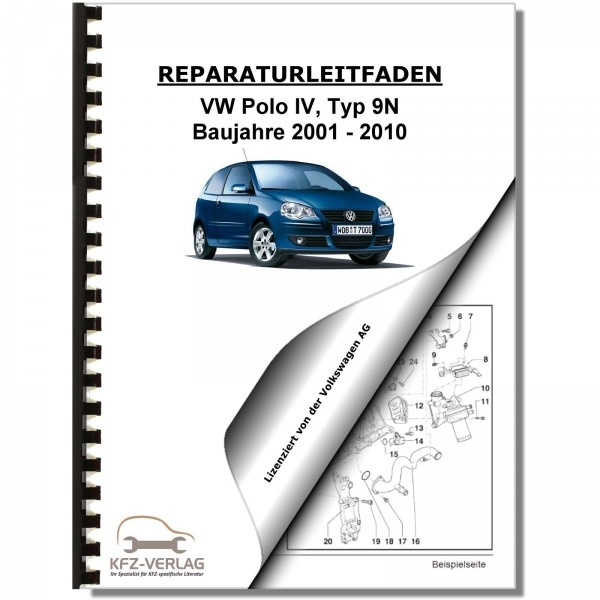 Vw Polo 4  Type 9n  01