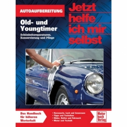 Autoaufbereitung - Old- und Youngtimer Motorbuchverlag JHIMS