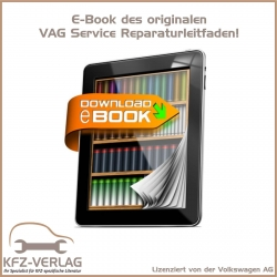 VW Golf 5, Typ 1K (03-08) Inspektion Wartung Pflege Reparaturanleitung eBook PDF