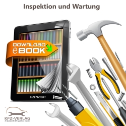 VW Transporter T5 (03-15) Instandhaltung Inspektion Wartung eBook